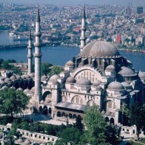 Istanbul Capodanno 2015