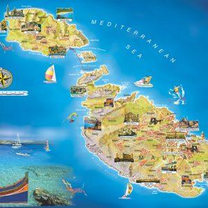 Tour Malta Gozo partenza da Cagliari