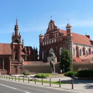 minitour Vilnius da cagliari