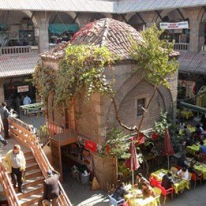 Tour della Turchia Ankara
