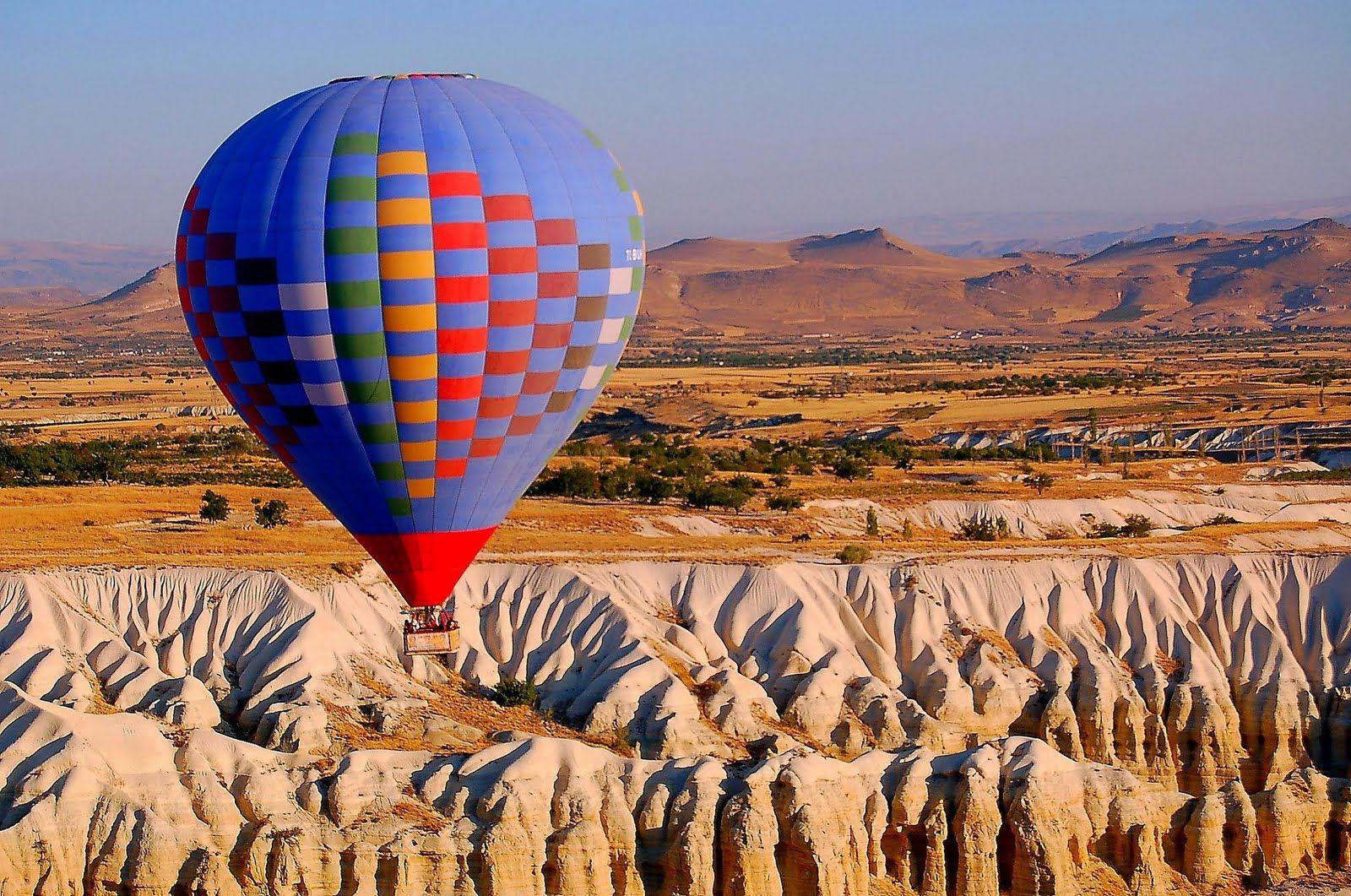cappadocia turkey hd wallpaper