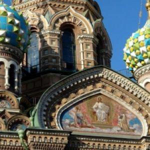 Capodanno 2015 San Pietroburgo da Cagliari