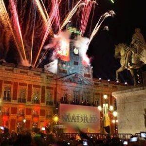 Madrid Capodanno 2015 da Alghero