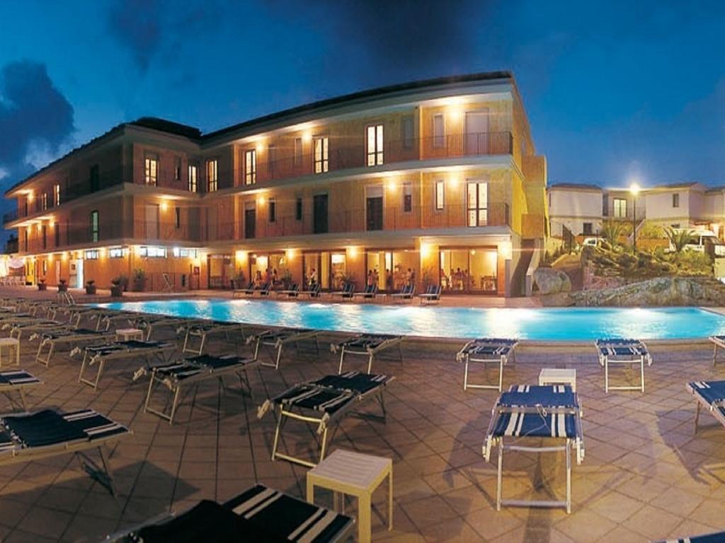 Hotel Santa Teresa Di Gallura Mezza Pensione